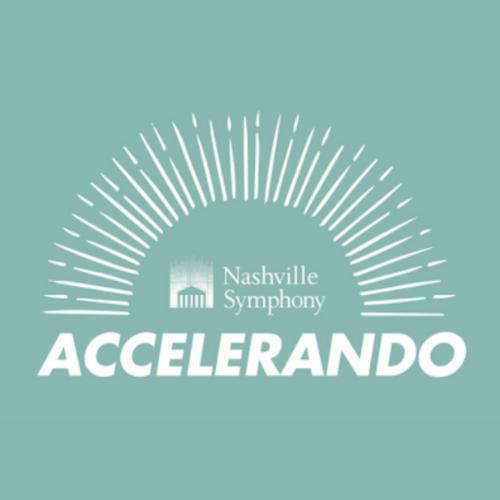 Nashville Symphony Accelerando logo